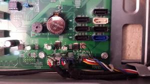PC reparatie Moederbord